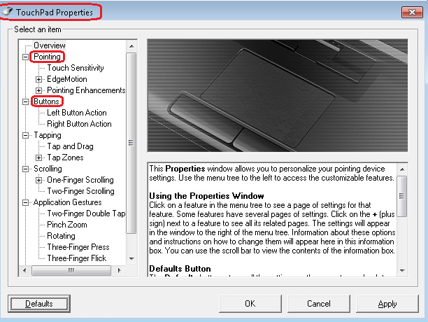 Changing How the Mouse Works in Windows 7 - PDF