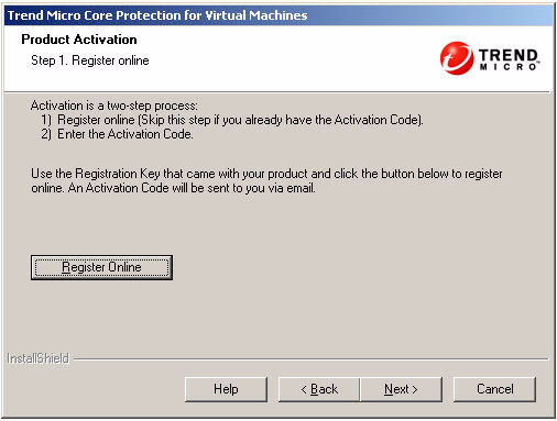 Core Protection for Virtual Machines provides compatibility with Trend Micro ServerProtect Server.