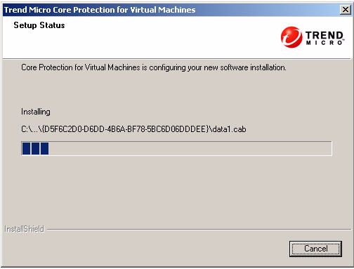 22. On the Installation Information screen, verify that the installation information is correct and click Next.