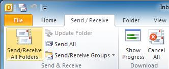 1. How to Change POP3/SMTP Setting for Outlook 2010 a.