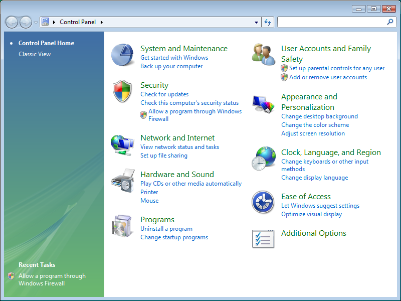 WINDOWS FIREWALL SETTINGS GATEWAY LIVE Gateway Live has a License Server that may need to be configured to pass through the Windows Firewall or a Third Party Firewall Program.