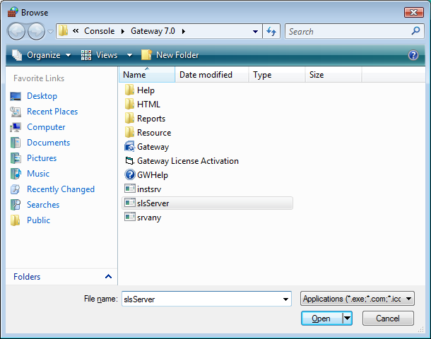 5. Click on Add Program. 6. Then click on Browse and open the following folder and file location.
