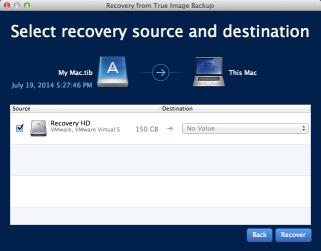 Acronis bootable rescue media. If you do not have one and you can start Acronis True Image 2015 on your Mac, please create the media as soon as possible. Refer to Creating bootable rescue media (p.