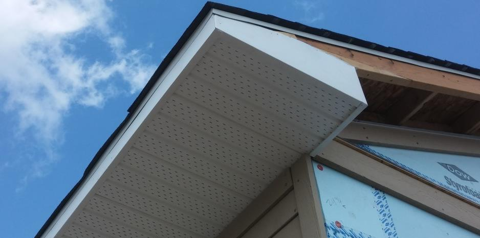 Plans Will Call For One Of Two Soffit Fascia Details Pdf