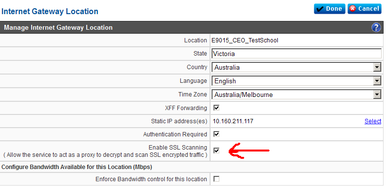 Zscaler  How to enable SSL scanning  on your school s