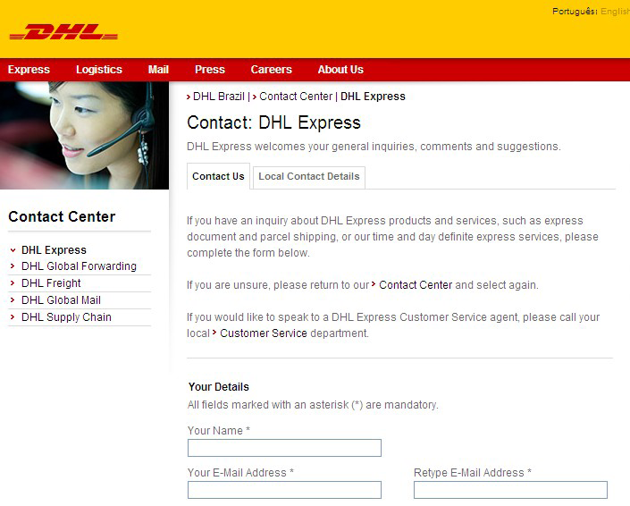DHL IMPORT EXPRESS ONLINE USER GUIDE FOR SHIPPERS - PDF