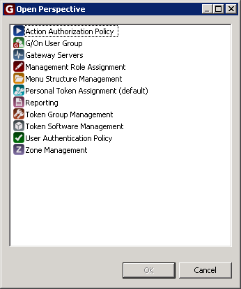 A Single Point of Management One single tool Authentication policies Right Person Authorization