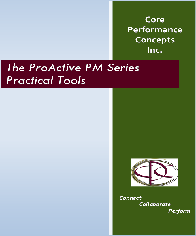 Online Courses for PDUs The ProActive PM Series Practical Tools is now available online! You are invited to learn and earn 24 PDUs with 8 online sessions at your own schedule and pace.