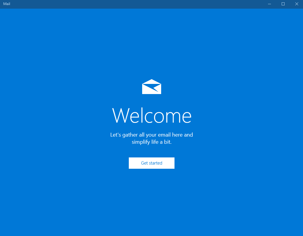 Windows Mail Setup for Hosted Exchange