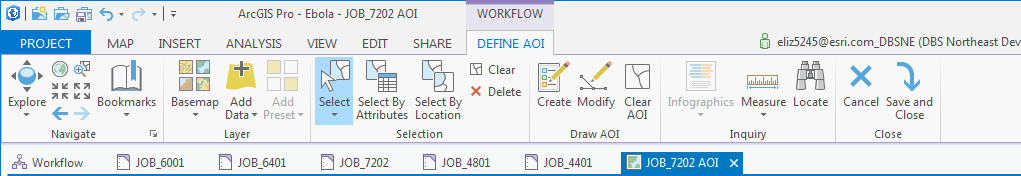 ArcGIS Workflow Manager: An Overview - PDF