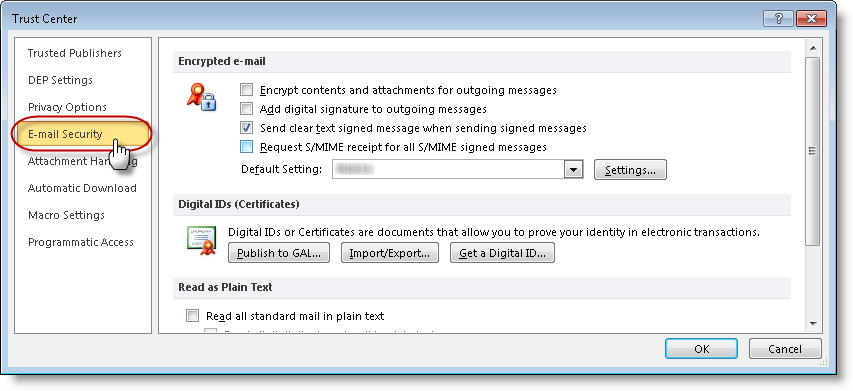 How to Publish Your Smart Card Certificates Using Outlook PDF