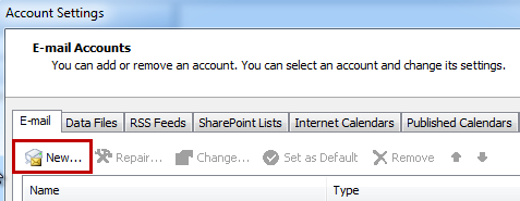 How do I set up my email on Outlook 2007? 1. Open Microsoft Outlook 2007 2. Click File 3. Select Info from the drop down menu 4. Click Account Settings. 5.