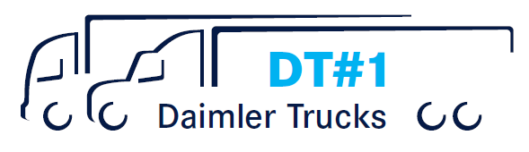 46 Divisions Daimler Trucks DT#1 with right structure to
