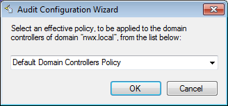 5. CONFIGURING AUDIT SETTINGS For NetWrix Active Directory Change Reporter to function properly, audit settings must be configured for the managed domain.