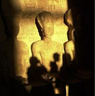 The sun was much appreciated from the ancient Egyptians,