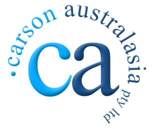 The Certificate IV in Training and Assessment (TAE40110) Thank you for considering Carson Australasia for your Certificate IV in Training and Assessment qualification (TAE40110).