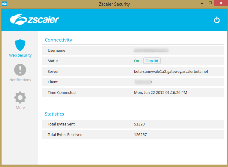 Zscaler Summer 2015 Release Notes - PDF