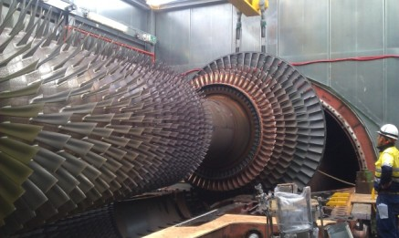 Gas and Steam Turbines - History