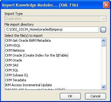 Oracle Data Integrator (ODI) Replaces the Sagent Enterprise Link functionality in Oracle BAM 10.1.3.