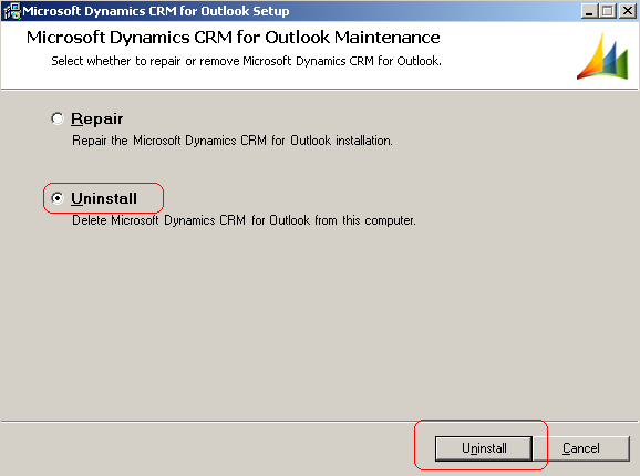 Dynamics CRM 2011 Outlook Configuration Guide With Windows XP With migrating to a new version of CRM, one of the side-affects is that the Outlook Integration Client has also been updated and needs to