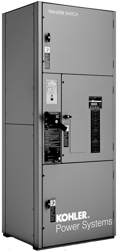 Automatic Transfer Switch Controller - PDF