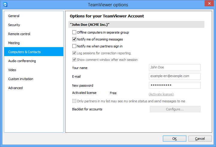 TeamViewer 8 Manual Remote Control - PDF