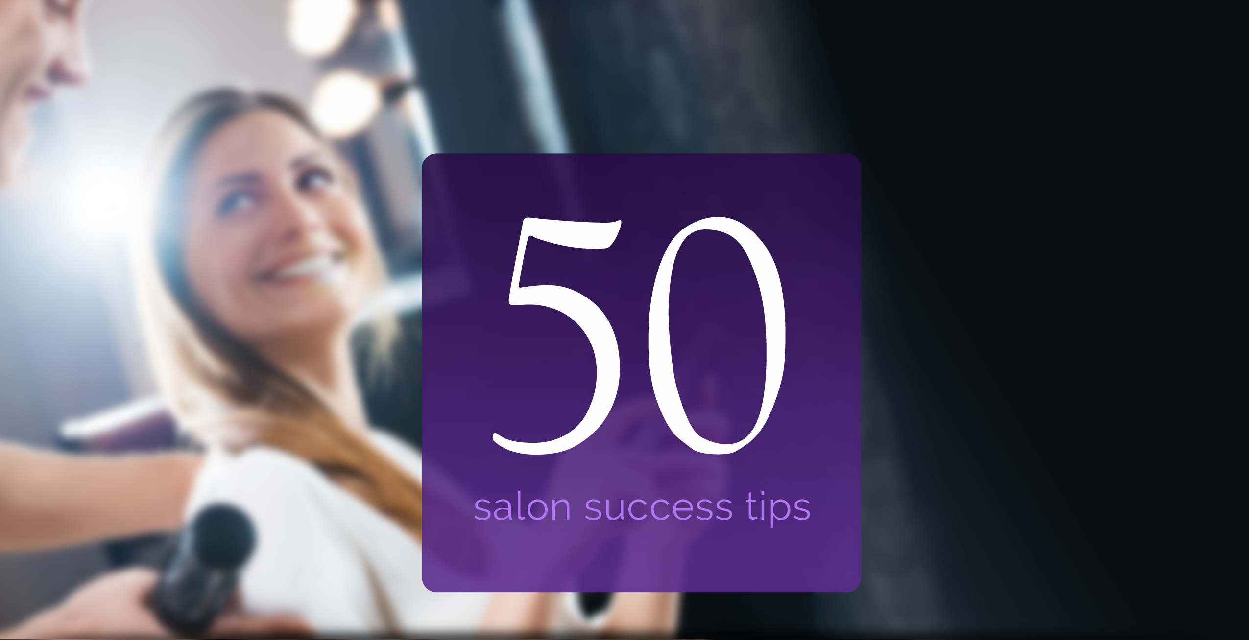 BONUS TIP! We not only wrote 50 tips to help transform your client experience, we created a product that helps you put all of them into action!