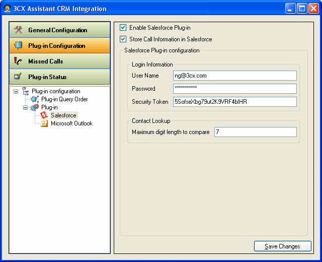Manual  3CX Phone System integration with Microsoft Outlook