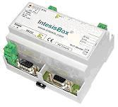 IntesisBox Modbus Server SAMSUNG Air Conditioners Gateway for monitoring and control of Samsung NASA compatible Air Conditioning Systems from any Modbus master device TCP or RTU (BMS, PLC, SCADA,