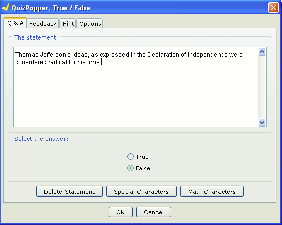 -Adding Text Annotations (Text Popper): Use the TextPopper feature in SoftChalk to add pop-up text annotations and text definitions within your text. 1. Within your SoftChalk document, type some text.