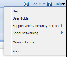 How to Navigate the CA arcserve UDP Agent (Linux) User Interface Understanding the Help The Help dialog lets you access the Help topics of CA arcserve UDP Agent (Linux).