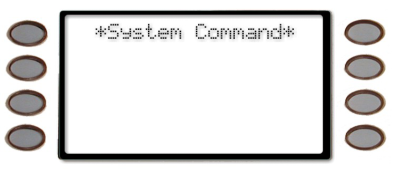 Security System User's Guide Part II: System Commands - UNBYPASS A POINT? (COMMAND + 0 + 0) UNBYPASS A POINT?