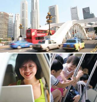 Example: Singapore Land Transit Authority transit payment system Transaction Processing & Database Web, Collaboration & Infrastructure Revenue management requires mixed workloads of various sizes