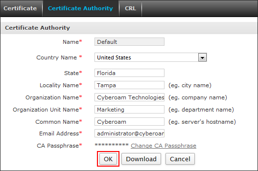 How To Configure SSL VPN in Cyberoam - PDF