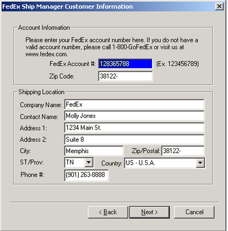 FedEx Ship Manager  User Guide  Version PDF