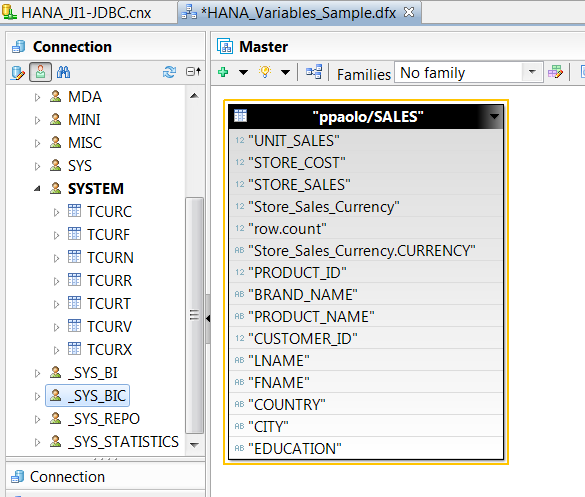 Using Sap Hana Variables And Parameters In Sap Businessobjects Bi4 0 Pdf Free Download