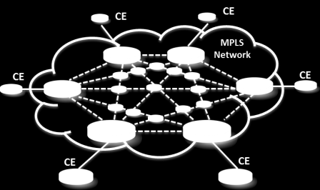 Managed VLAN Switch Example MPLS Broadcast Configuration Production Programming & Traffic Monitoring & Control M&C Near-Line & Archive Automation