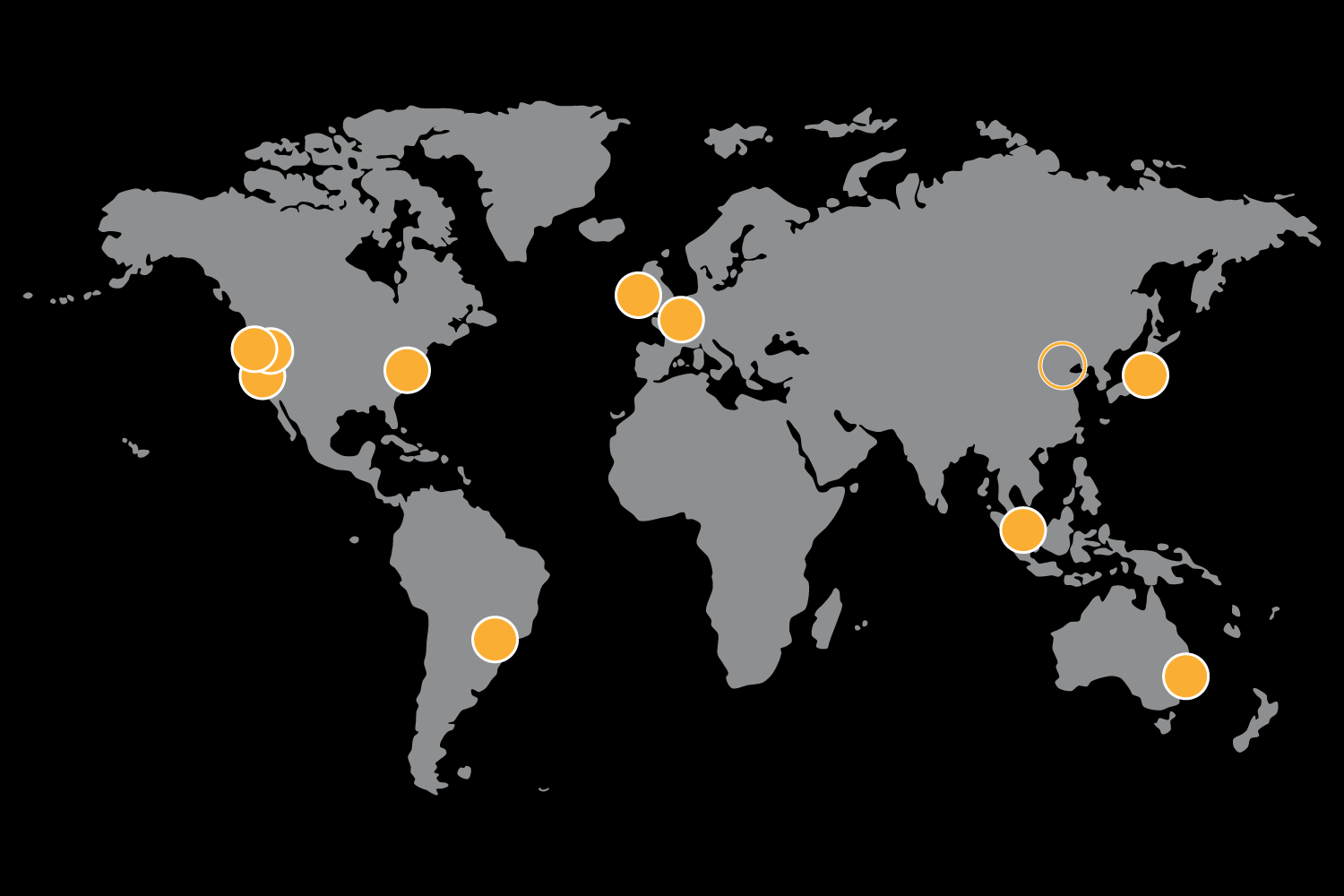 AWS Global Infrastructure 11 Regions