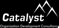 About Catalyst Consulting Catalyst Consulting is a specialised consulting and training business with extensive Southern African and international experience in the design and implementation of