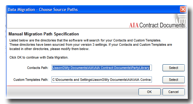SOFTWARE HELP  Copyright  AIA Contract Documents: Software Help - PDF
