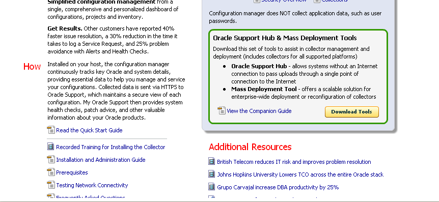 My Oracle Support Portal - PDF