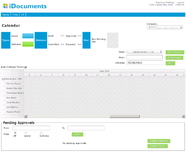 Planning & Resource Allocation idocuments Resource Planning enables you to forecast staffing needs, assign people to projects, activities and tasks according to their skill sets and availability.
