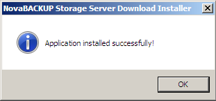 The Installer will then attempt to shut down or close any of the files previously identified. Once the installer has closed any open files, the installation will proceed.