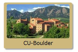 Access the Cognos Reporting System 1. Go to the My CU website: https://my.cu.edu/ 2. Click on the CU-Boulder link to login. 3.