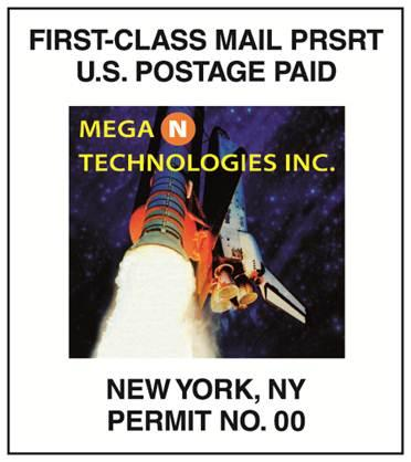 Picture Permit Elements Traditional Indicia Company Logo Picture Permit Mail class U.S.