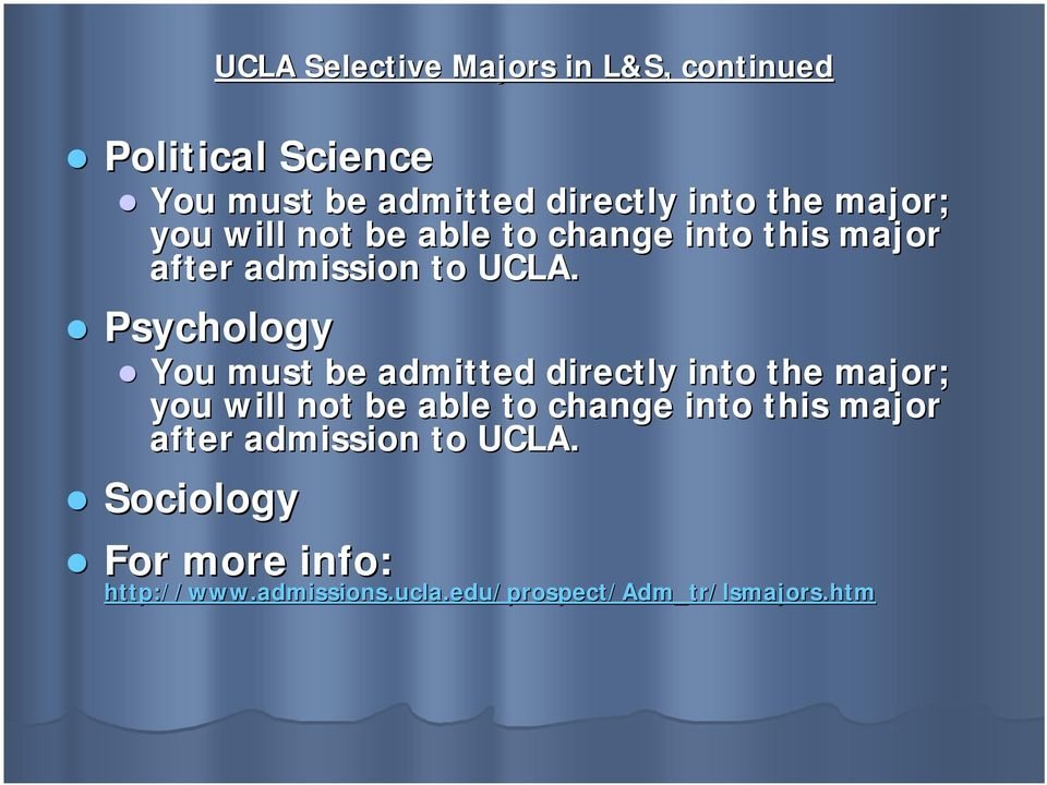 UCLA Admissions  Information, Tips, & Strategies for
