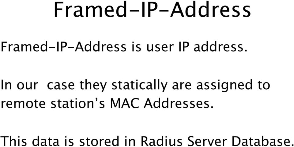 The Use of Mikrotik Router Boards With Radius Server for ISPs. - PDF