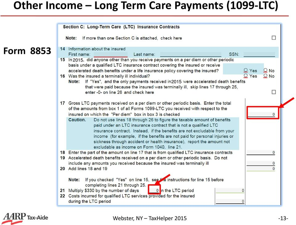 Other Income Form 1040 Line 21 Pdf