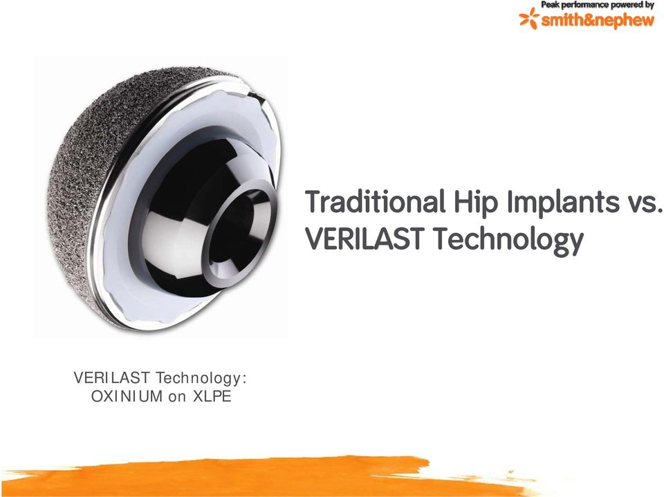 VERILAST Technology for Hip Replacement Implants - PDF