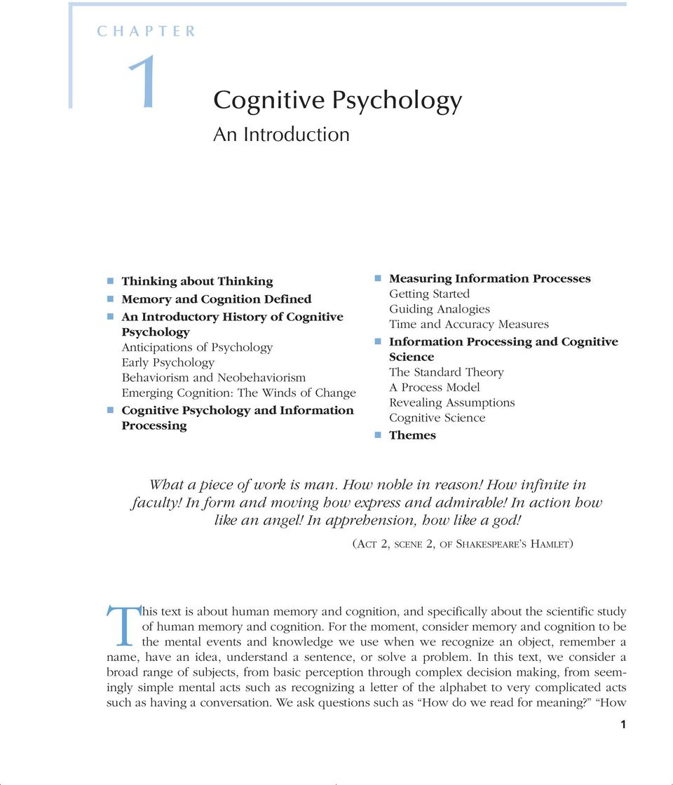 1 cognitive psychology - pdf